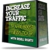 Traffic Booster NewsTicker Script (.zip) WITH RESALE RIGHTS! - FREE Download