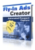 Thumbnail FLY IN ADS CREATOR - EFFECTIVE SALES TOOL - RESALE INCL