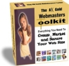 The AX Gold Software Webmaster Toolkit