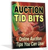 Product picture Auction Tid Bits - E-Book